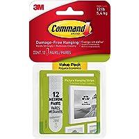 Command 17204-12ES Middelgrote plakstrips om op te hangen