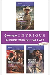 Harlequin Intrigue August 2016 - Box Set 2 of 2: An Anthology Kindle Edition