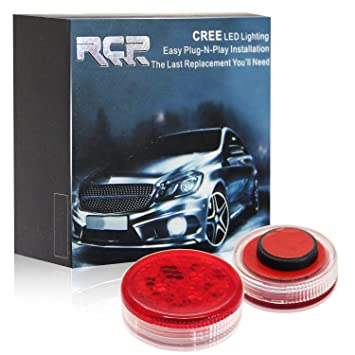 RCP -DNL- Car Door LED Warning Light Safety Reflector