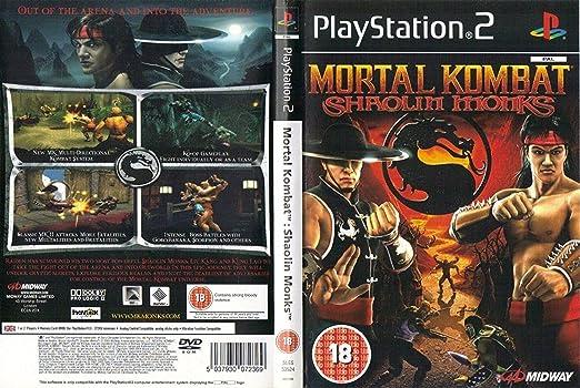 Mortal kombat shaolin