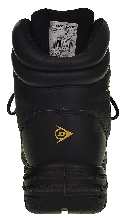 4de0660296c Mens Dakota Steel Toe Safety Boots Work Shoes Protected Stronger Than Steel  Toecap *UK Seller*