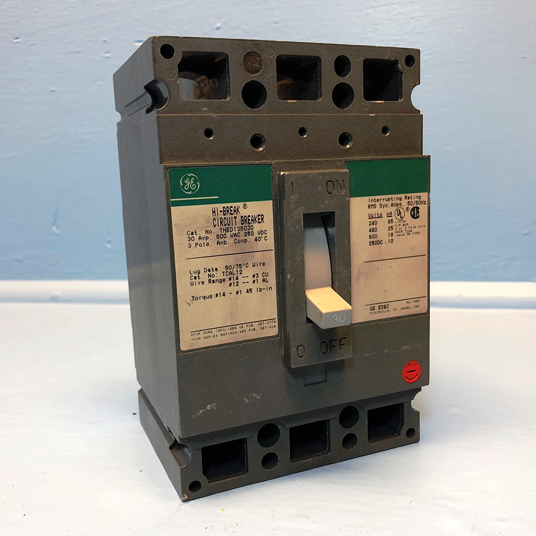 General Electric / Ge THED136030 (GE) Circuit Breakers 65517N