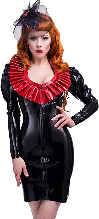 Comtesse Latex Gummikleid