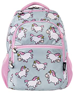 e857a9aa03 Image Unavailable. Image not available for. Colour  FRINGOO Boys Girls  School Backpack ...