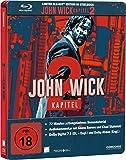 John Wick: Kapitel 2 Steelbook [Blu-ray] [Limited Edition]