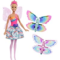 Barbie - Fée Papillon Poupée Mannequin, FRB08