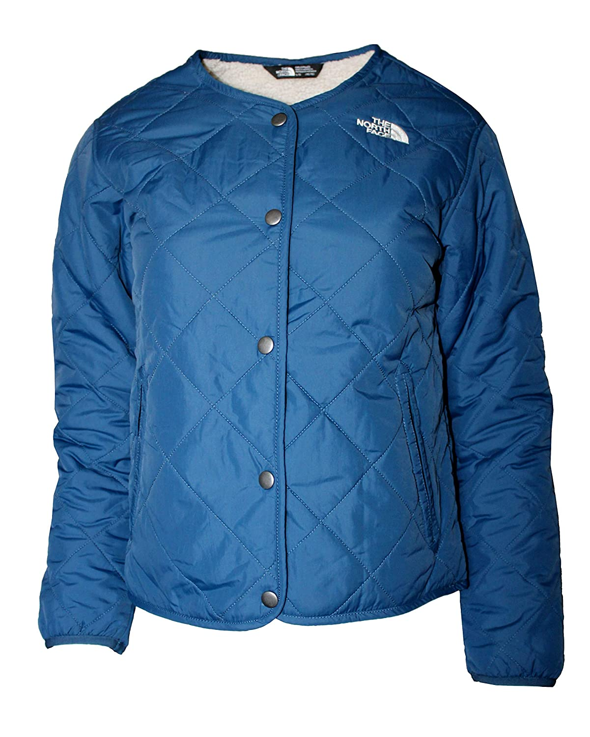 The North Face Sherpa Youth Girls 8-18 Plush Allover Quilted Jacket