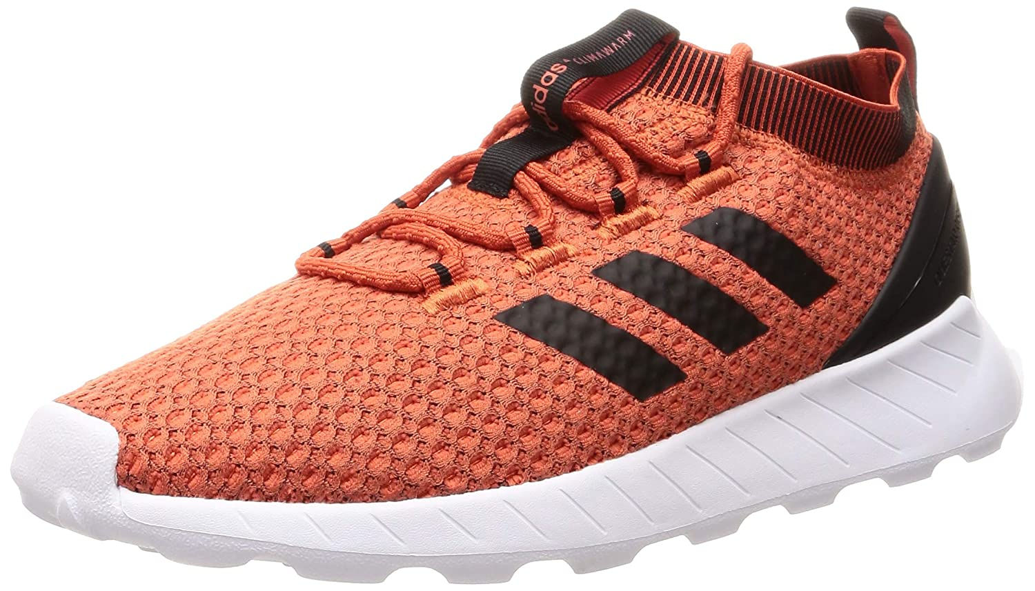 Orange adidas Questar Rise, Chaussures de Fitness Homme 44 EU
