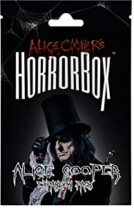FITZ - Alice Cooper's HorrorBox - A Haunted Party Game - 40 Scary Cards - Alice Cooper Expansion Pack - Family Horror Night - Horror Gifts