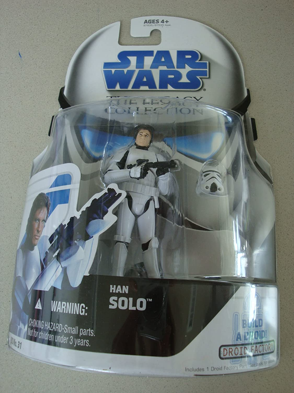 Pick 1 or More STAR WARS BUILD-A-DROID ASTROMECH PARTS THE LEGACY COLLECTION