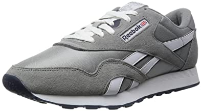 Mixte Cl Reebok AdulteChaussures NylonSneakers Basses 4L3Rj5A