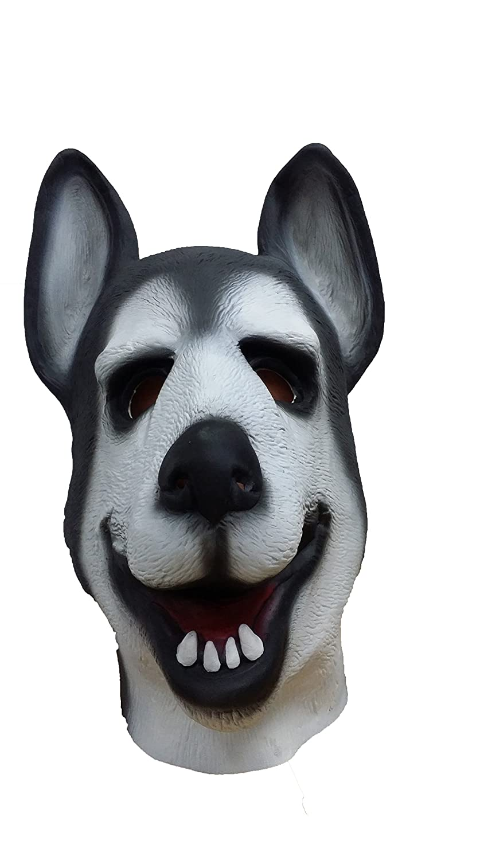 Latex Wolf Dog mask