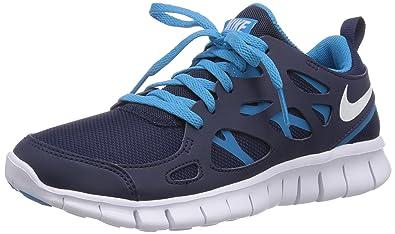 Nike Free Run 2 (GS), Running Entrainement Garçon