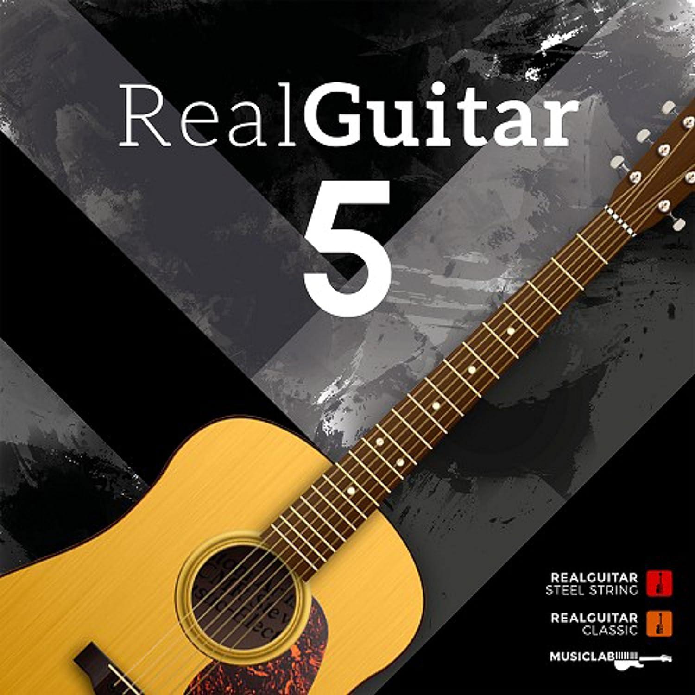 RealGuitar 5 Boxed Version: Amazon.es: Instrumentos musicales
