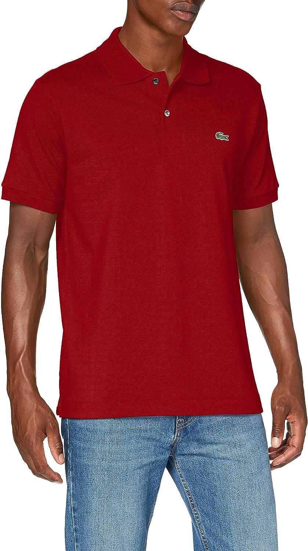 Lacoste Camisa de Polo para Hombre: Amazon.es: Ropa y accesorios