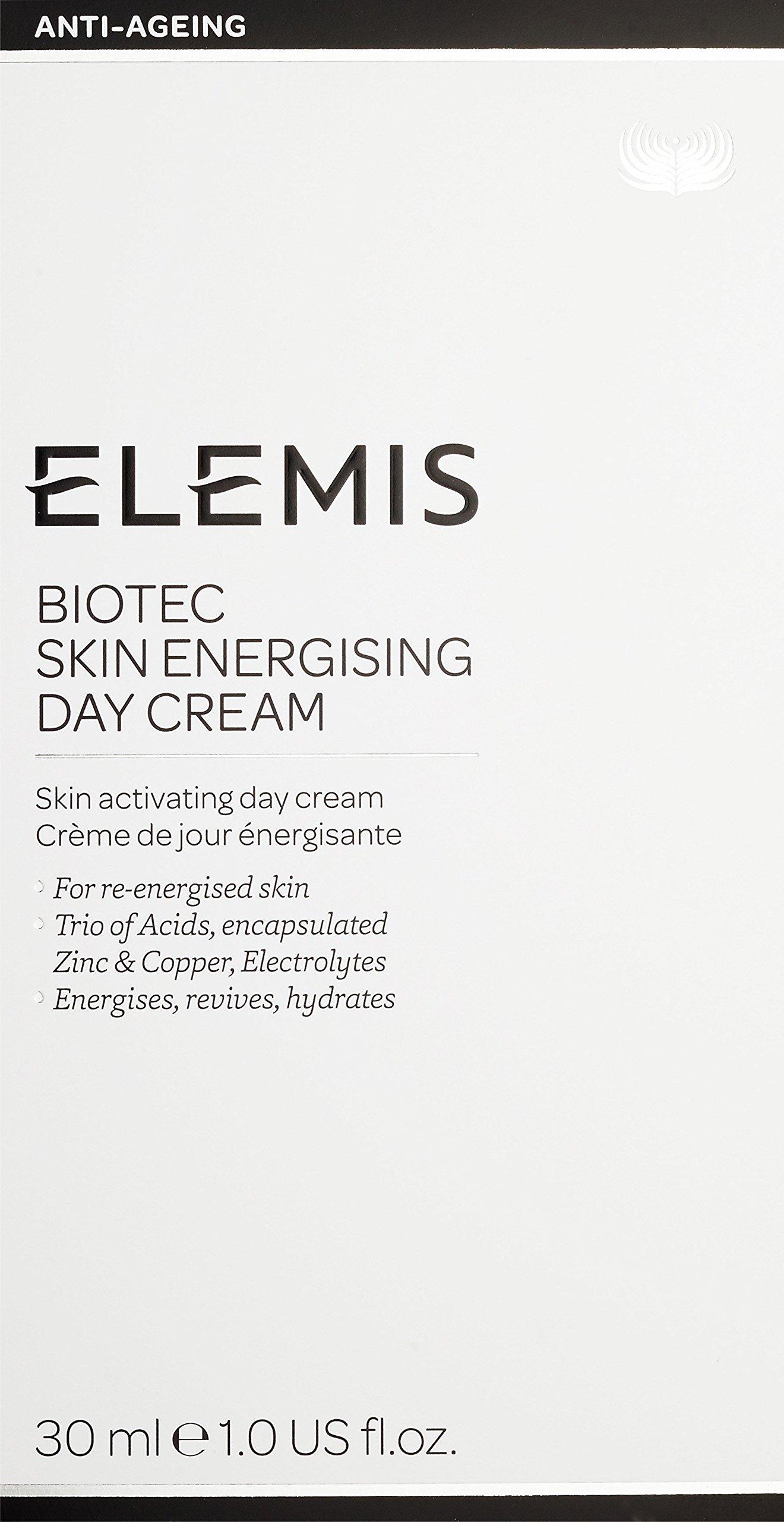 ELEMIS BIOTEC Skin Energizing Day Cream, Skin Activating Moisturizer for Normal Skin, 1 fl. oz. by ELEMIS (Image #4)