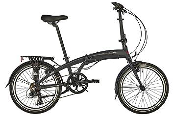 Ortler London One - Bicicletas Plegables - Negro 2018