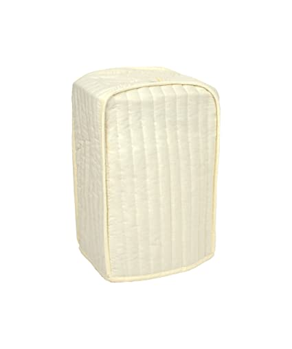 RITZ Polyester / Cotton Quilted Stand Mixer Or Coffee Maker Appliance Cover,  Dust And Fingerprint