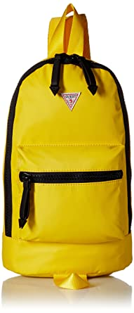 71685707085 Amazon.com  GUESS Originals Mini Backpack YEL, Yellow  Clothing
