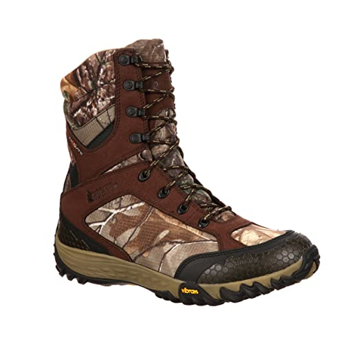 "Men's 9"" SilentHunter Camouflage Waterproof Outdoor Boot-RKS0218"