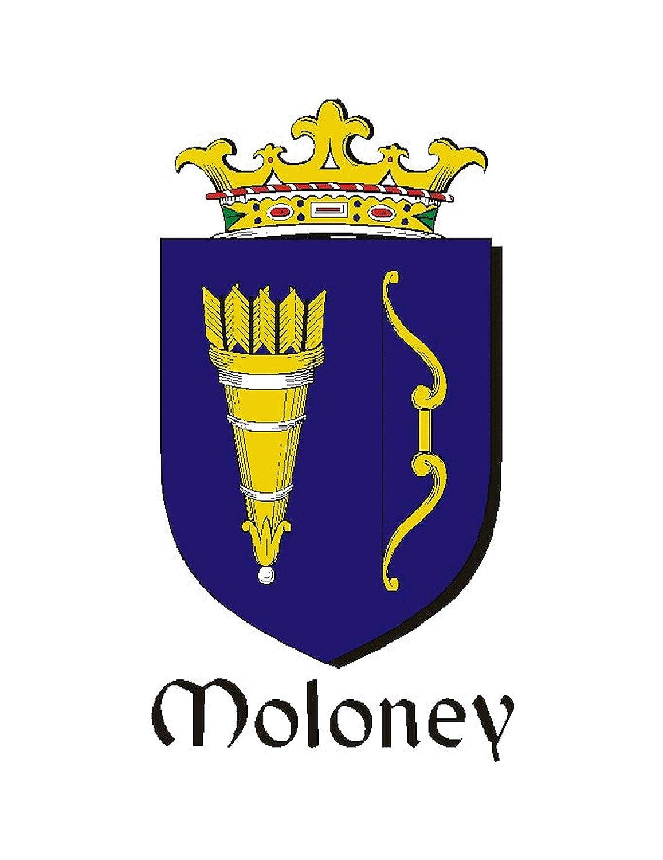 Maloney Irish Coat of Arms Cufflinks