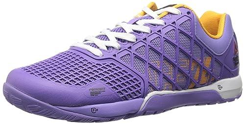 Reebok Zapatillas Deportivas R Crossfit Nano 4.0 Lush Morado EU 37.5: Amazon.es: Zapatos y complementos