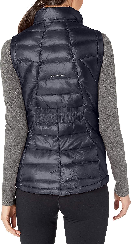 SPYDER Womens Syrround Down Waterproof 600 Fill Down Vest