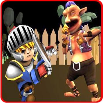 Amazon.com: Fighting Games Ninja Hero Warriors Fighting 3D ...