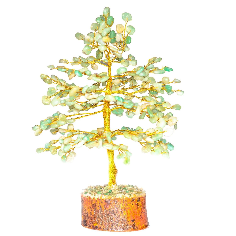 Silver Wire Carnelian Wealth Health /& Prosperity Spiritual Gift Size-10 INCH Crocon Natural Healing Gemstone Crystal Bonsai Fortune Money Tree for Good Luck