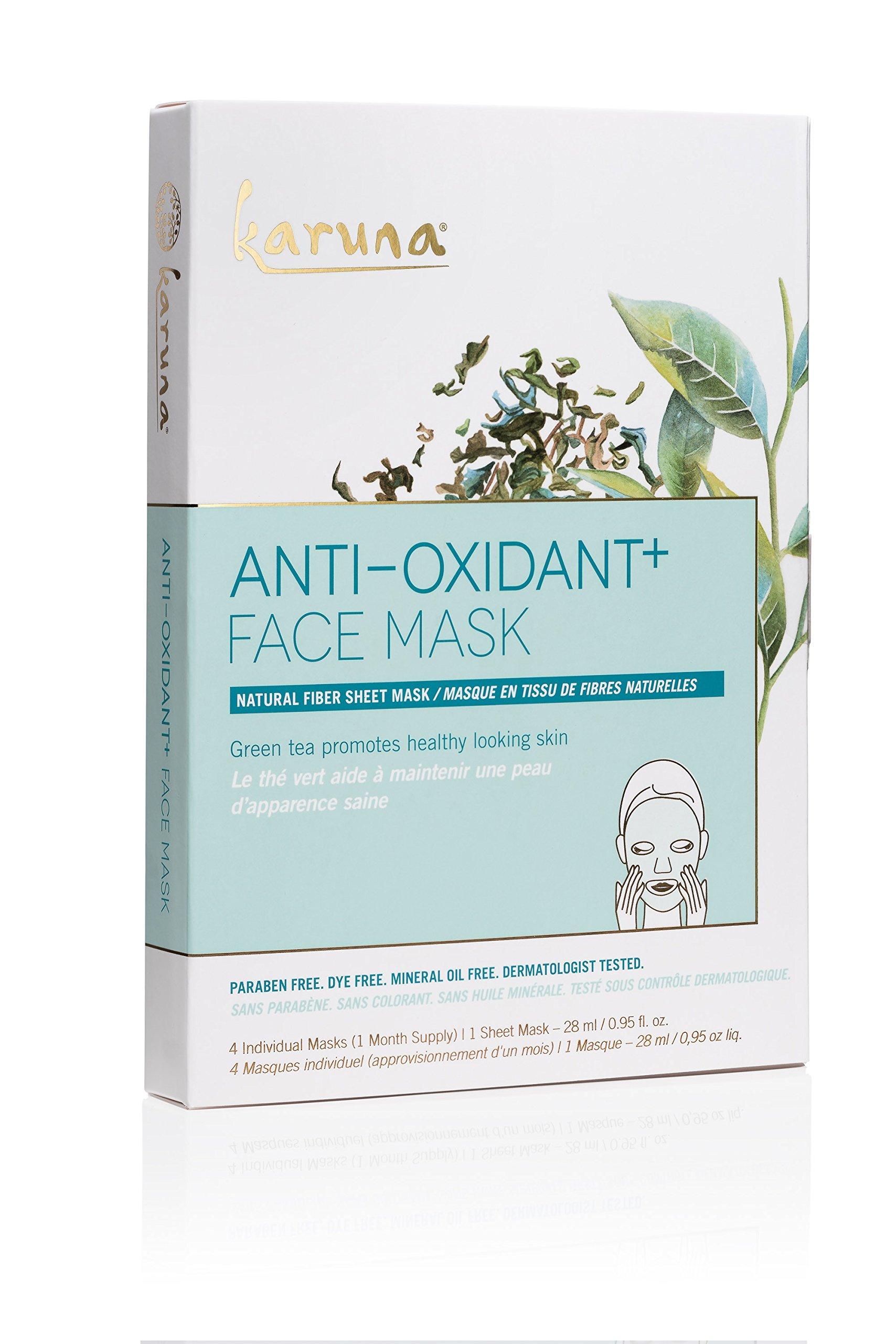 Karuna Anti-Oxidant + Face Mask
