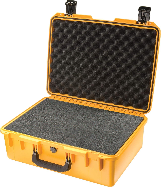 Black Waterproof Case Pelican Storm iM2600 Case With Foam