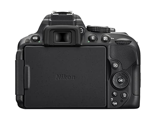 Nikon D5300 - Cámara réflex Digital de 24.2 MP (Pantalla 3.2
