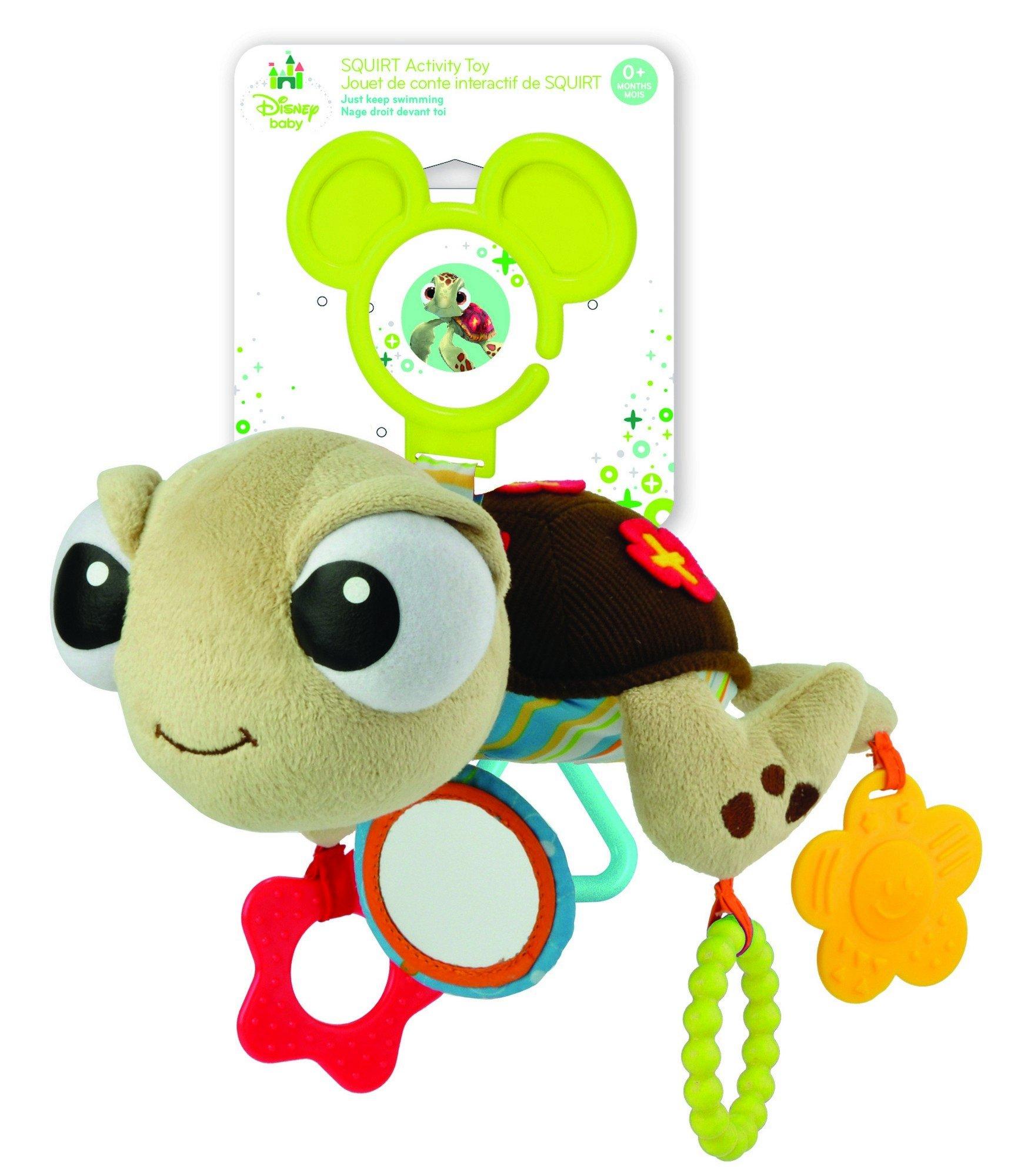 Amazon Com Disney Baby Finding Nemo Sea Of Activities