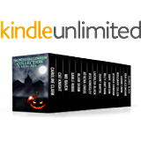Haunted Halloween Collection 16 Book Box Set