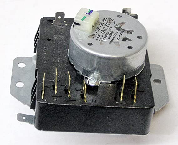 W10186032 Kenmore Dryer Timer on