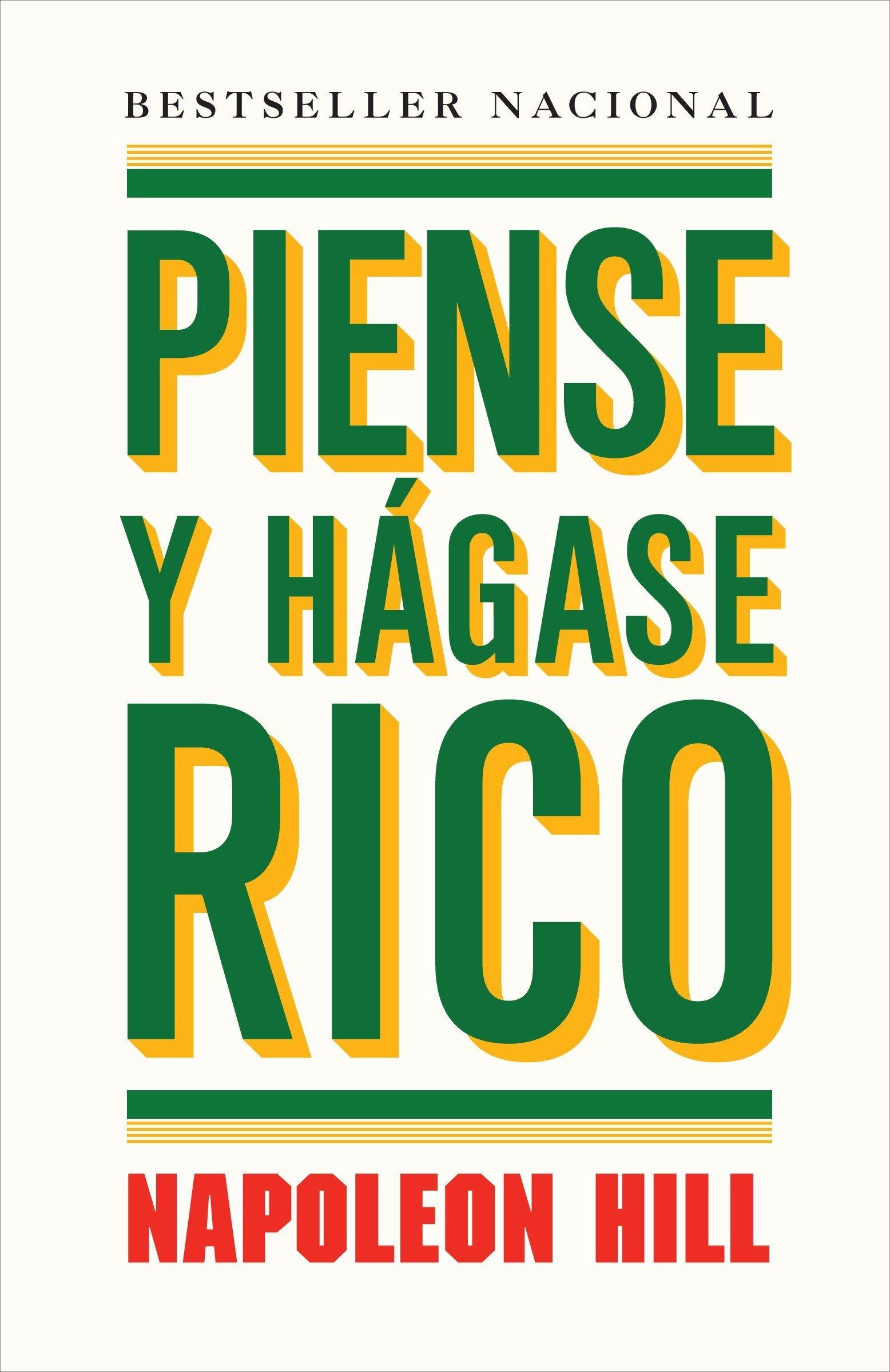 Piense y hágase rico (Spanish Edition)
