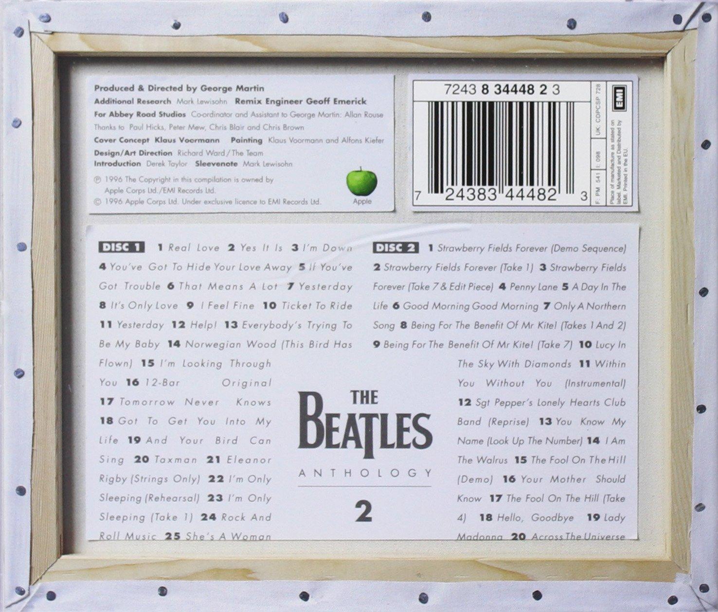 the beatles anthology 2 com music