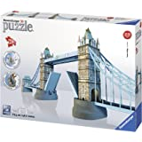 Ravensburger 12559 Puzzle 3D London Tower Bridge