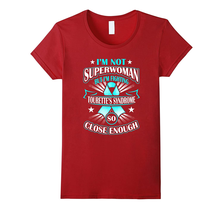 Tourettes Syndrome Awareness T Shirt For Women