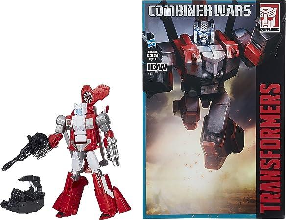 Transformers Generations Combiner Wars - Cuchillas Protectoras de Primera Clase: Amazon.es: Juguetes y juegos