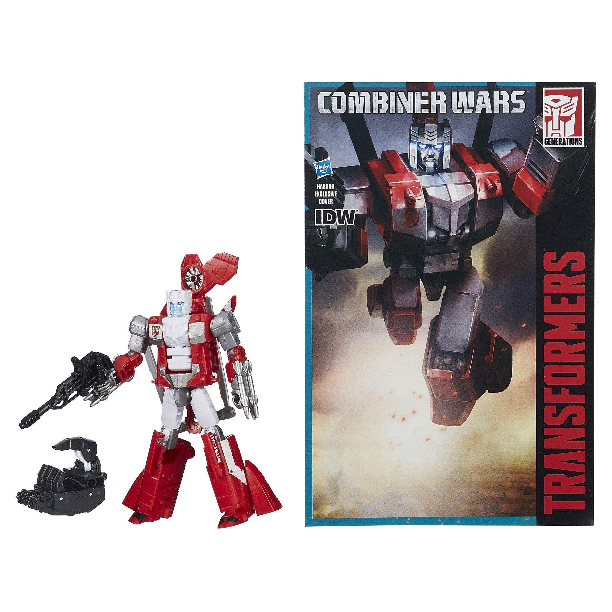 Transformers Generations Combiner Wars Deluxe Class Protectobot Blades Figure