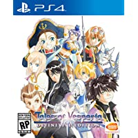 Tales Of Vesperia- Definitive Edition- PlayStation 4