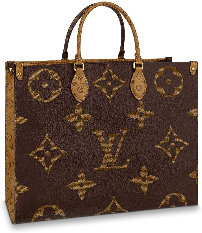 Louis Vuitton Reverse Monogram Giant Onthego M44576 Shoulder Bags Purse Handbags