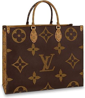 Louis Vuitton Reverse Monogram M44576 Onthego Sac à main à ...