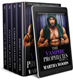The Vampire Prophecies Collection: Books 1-4 (The Vampire Prophecies Series Box Set Book 1)