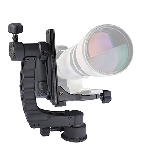 Review Gimbal Head For Telephoto