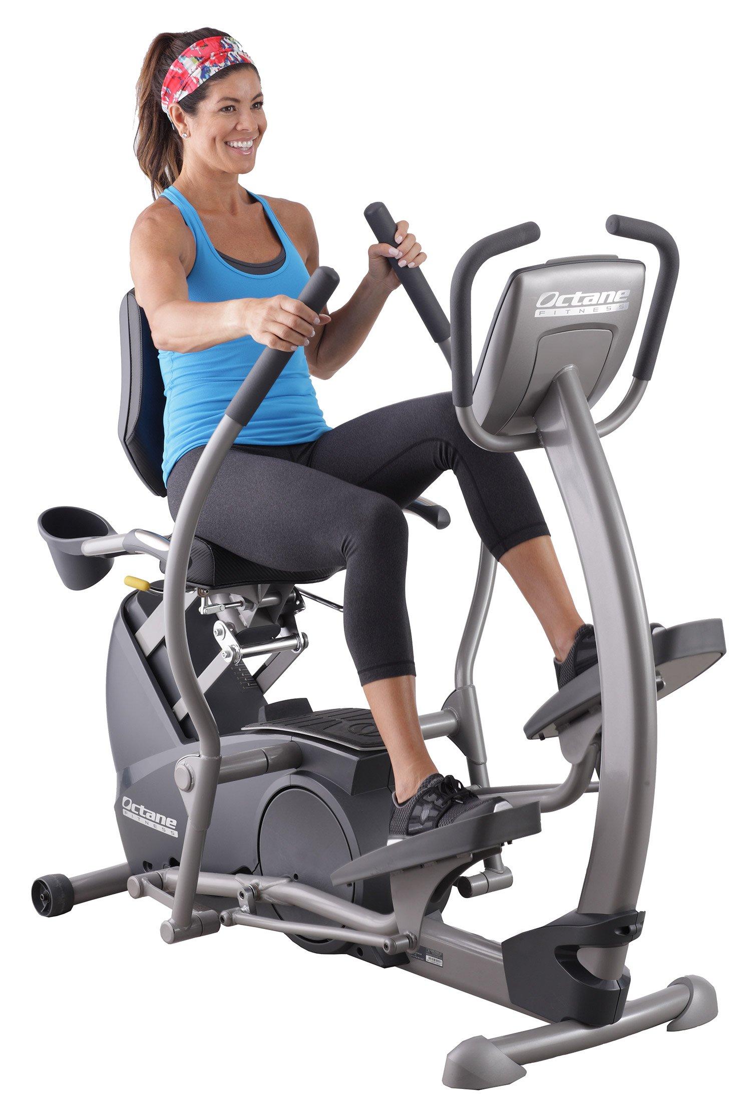 Octane Fitness xR4x Elliptical Trainer by Octane Fitness