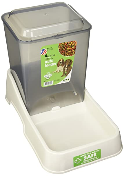 Vanness Af3 3-pound Auto Feeder Colors May Vary Selected Material Dishes, Feeders & Fountains Pet Supplies