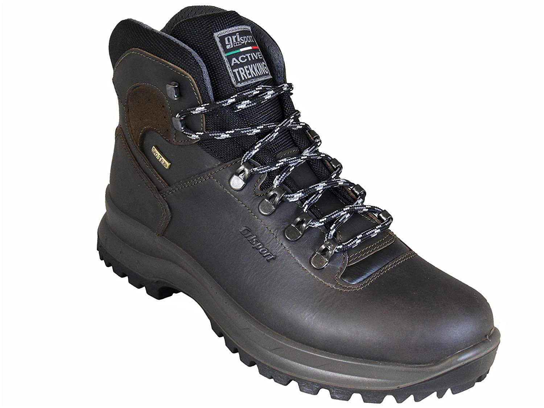 c66f089d1c9 Grisport Apollo Womens Lightweight Waterproof Walking Boots Brown  Amazon.co .uk  Shoes   Bags