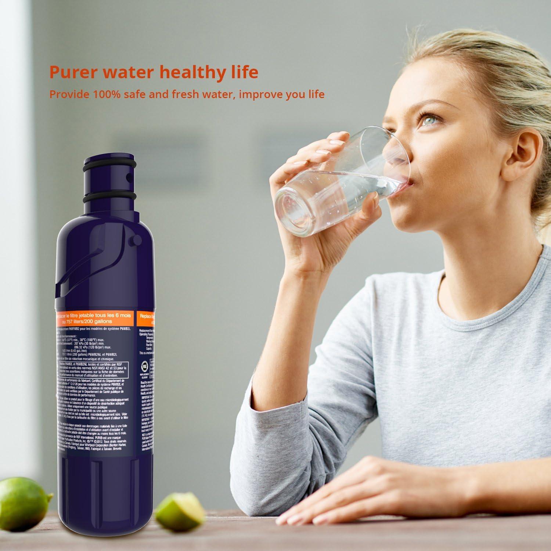 NENRENT Filtro Pur Purificador de Agua 2 para reemplazo de ...